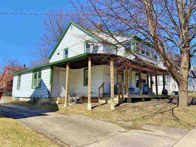 30 Russell Street A & B, Winooski, VT 05404 (MLS #4853309) :: The Gardner Group