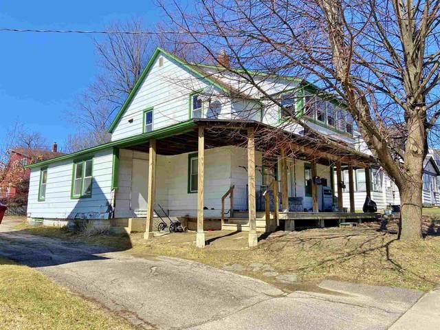30 Russell Street A & B, Winooski, VT 05404 (MLS #4853312) :: The Gardner Group