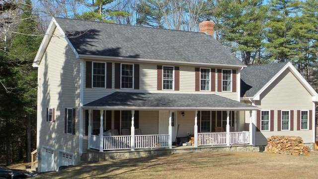 14 Hill Top Drive, Pittsfield, NH 03263 (MLS #4853341) :: Signature Properties of Vermont