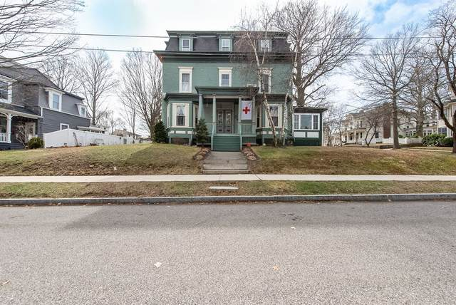 234 Rockland Street #5, Portsmouth, NH 03801 (MLS #4853413) :: Keller Williams Coastal Realty