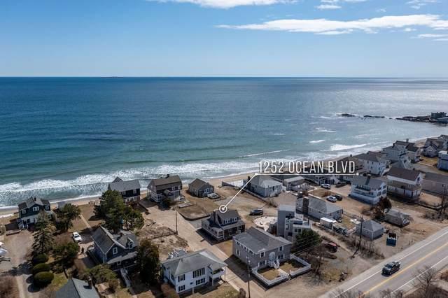 1252 Ocean Boulevard, Rye, NH 03870 (MLS #4853470) :: Keller Williams Coastal Realty