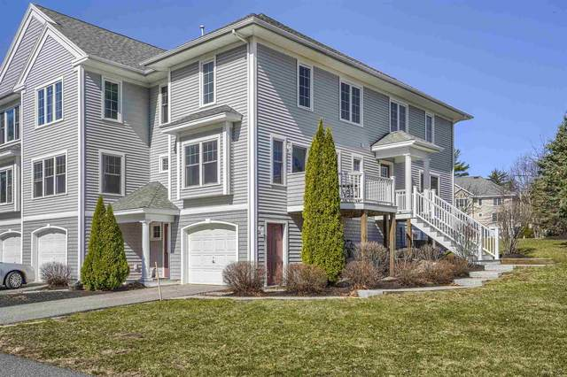 5D Stonewall Way 5D, Exeter, NH 03833 (MLS #4853525) :: Signature Properties of Vermont
