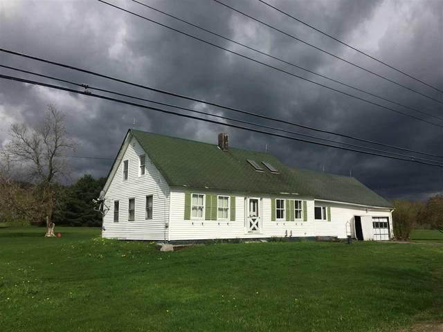 2857 Lake Road, Newport Town, VT 05857 (MLS #4853534) :: The Gardner Group