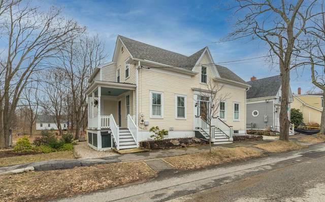 295 Thornton Street, Portsmouth, NH 03801 (MLS #4853536) :: Keller Williams Coastal Realty