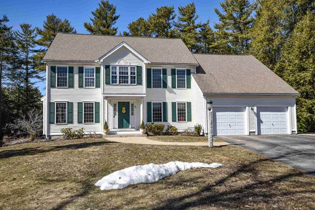 52 Overlook Drive, Dover, NH 03820 (MLS #4853607) :: Keller Williams Coastal Realty