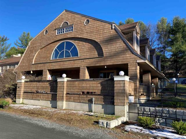 442 E. Woodstock Road Unit 7A, Woodstock, VT 05091 (MLS #4853646) :: Hergenrother Realty Group Vermont