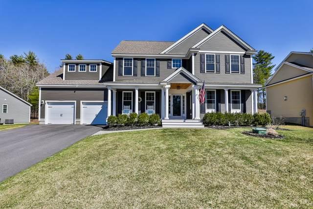 33 Schwinn Drive, Nashua, NH 03062 (MLS #4853672) :: Signature Properties of Vermont