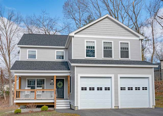 1424 N Russell Street, Manchester, NH 03104 (MLS #4853775) :: Team Tringali