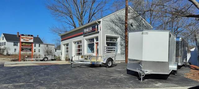 116 Nashua Street, Milford, NH 03055 (MLS #4853883) :: Keller Williams Realty Metropolitan