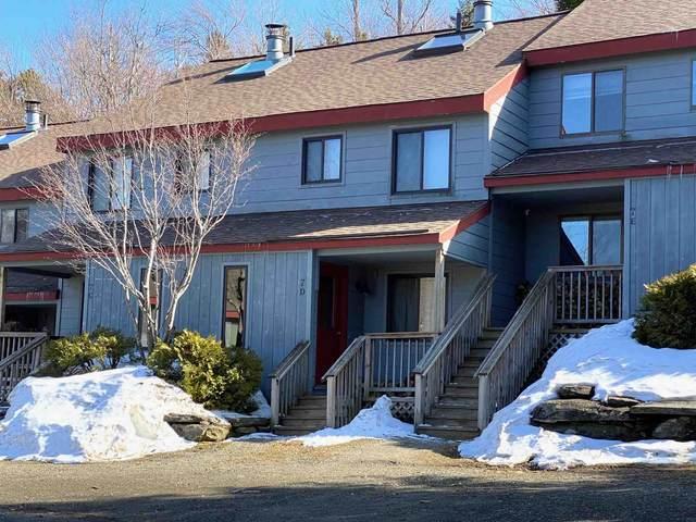 7D Black Bear Road, Dover, VT 05356 (MLS #4853921) :: Keller Williams Coastal Realty