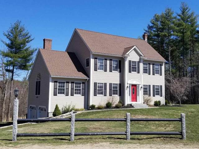 15 Lindon Drive, Brentwood, NH 03833 (MLS #4853953) :: Signature Properties of Vermont