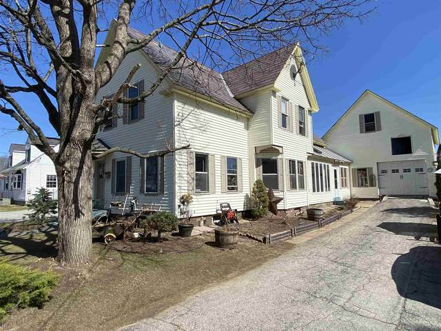 41 Russell Street, Keene, NH 03431 (MLS #4854039) :: Keller Williams Coastal Realty