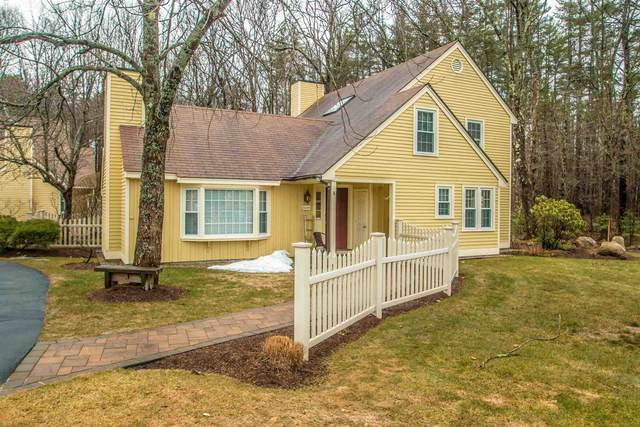 8 Farm At New England Inn #8, Bartlett, NH 03812 (MLS #4854129) :: Keller Williams Realty Metropolitan