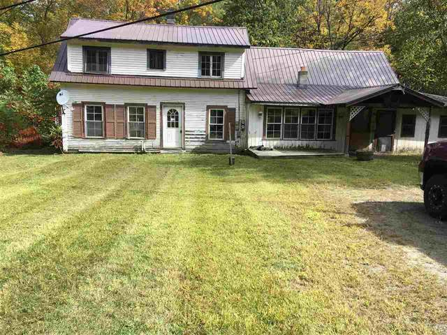 31 Amsden Hollow Road, Weathersfield, VT 05151 (MLS #4854157) :: Lajoie Home Team at Keller Williams Gateway Realty