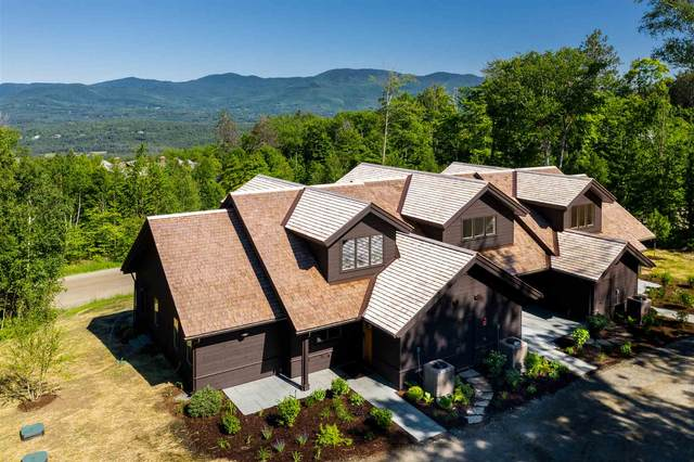 580 Trapp Hill Road #608, Stowe, VT 05672 (MLS #4854267) :: The Gardner Group
