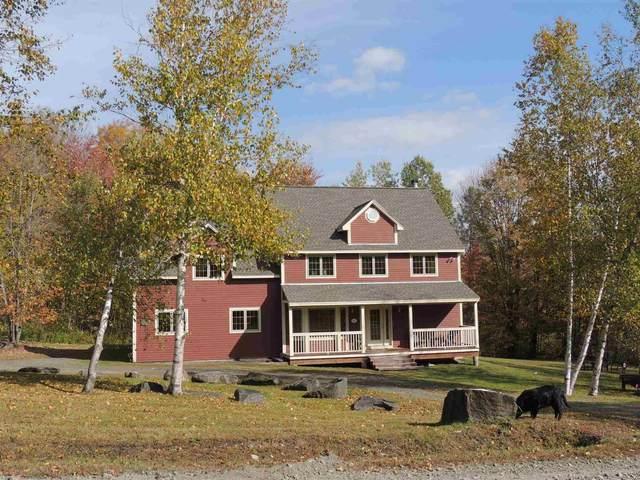 24 Burchard Road, Dover, VT 05356 (MLS #4854319) :: Signature Properties of Vermont