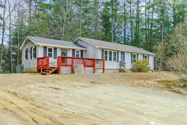 31 Lincoln Lane, Barnstead, NH 03225 (MLS #4854327) :: Signature Properties of Vermont