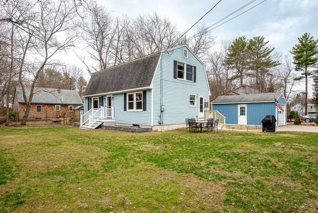10 Lakeview Drive, Dover, NH 03820 (MLS #4854351) :: Keller Williams Coastal Realty