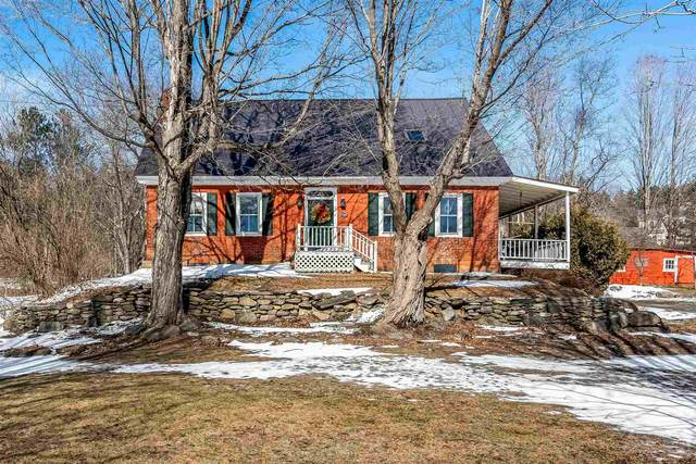 3376 Mountain Road, Stowe, VT 05672 (MLS #4854409) :: The Gardner Group