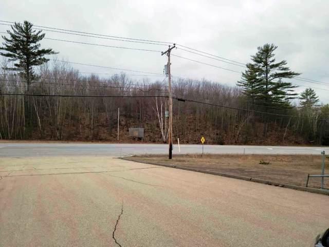 0 Route 106 / Concord Street, Belmont, NH 03220 (MLS #4854433) :: Keller Williams Realty Metropolitan