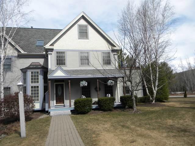 60 Village Road #1, Waterville Valley, NH 03215 (MLS #4854439) :: Keller Williams Coastal Realty