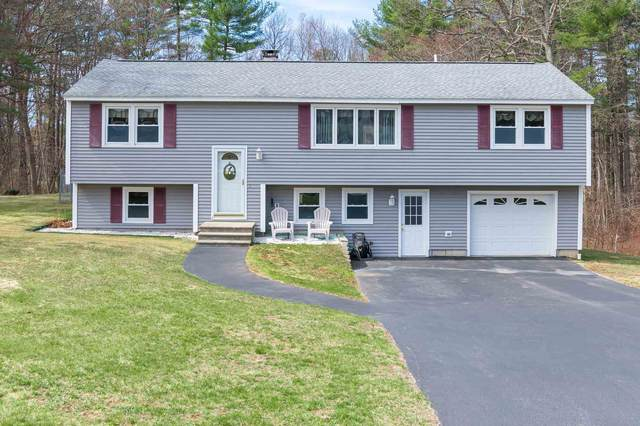 9 Bunker Hill Drive, Londonderry, NH 03053 (MLS #4854502) :: Keller Williams Coastal Realty