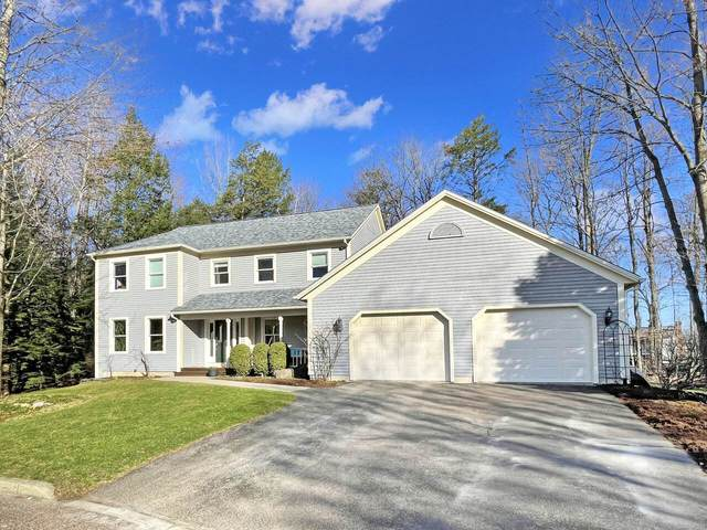 43 Cardinal Way, Shelburne, VT 05482 (MLS #4854553) :: Team Tringali