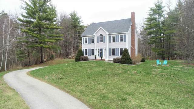 8 Washington Way, Kingston, NH 03848 (MLS #4854563) :: Signature Properties of Vermont