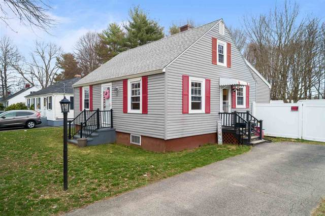 182 Colonial Drive, Portsmouth, NH 03801 (MLS #4854606) :: Lajoie Home Team at Keller Williams Gateway Realty