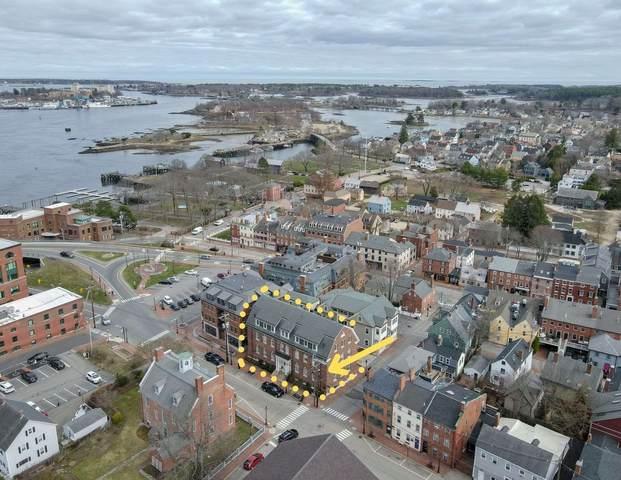 135 Daniel Street A102, Portsmouth, NH 03801 (MLS #4854609) :: Keller Williams Coastal Realty