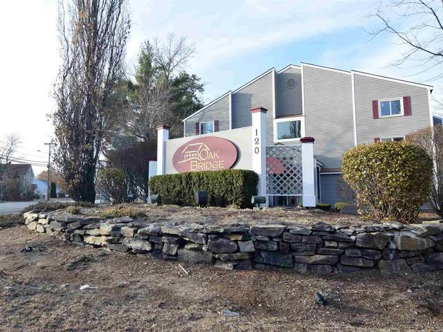 120 Fisherville Road #40, Concord, NH 03303 (MLS #4854633) :: Team Tringali