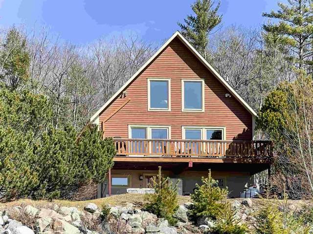 272 Dundee Road, Bartlett, NH 03812 (MLS #4854659) :: Signature Properties of Vermont