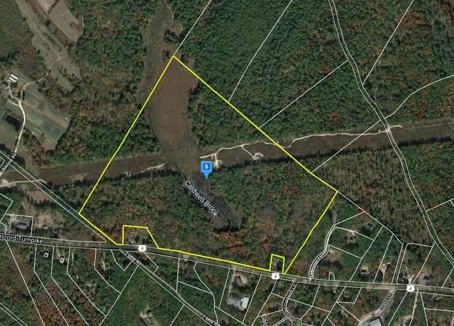 Old Concord Turnpike, Barrington, NH 03825 (MLS #4854678) :: The Hammond Team