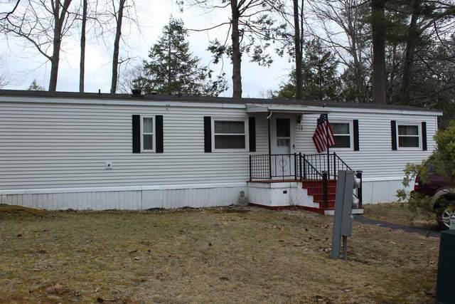 13 So,Fuchsia Drive, Rochester, NH 03867 (MLS #4854722) :: Keller Williams Coastal Realty