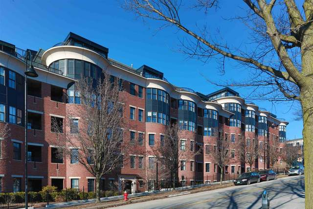 40 College Street #309, Burlington, VT 05401 (MLS #4854809) :: Keller Williams Coastal Realty