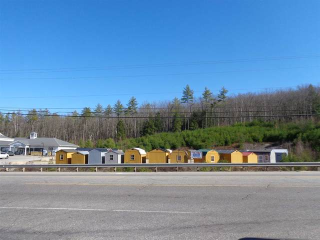 Lot A Nh Route 104 Lot A, New Hampton, NH 03256 (MLS #4854810) :: Keller Williams Coastal Realty