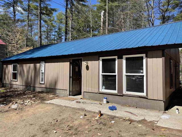 46 Eldridge Lane, Tamworth, NH 03886 (MLS #4854876) :: Signature Properties of Vermont
