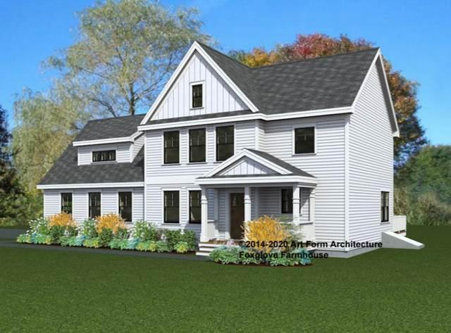 Lot 2 Smoke Street #2, Barrington, NH 03825 (MLS #4854882) :: Keller Williams Coastal Realty