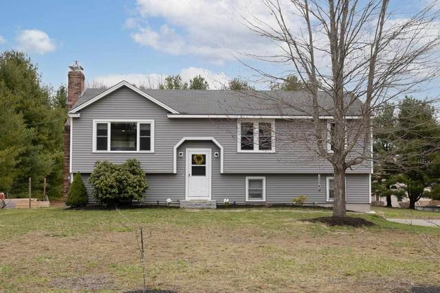 5 Rollins Farm Drive, Stratham, NH 03885 (MLS #4854958) :: Keller Williams Coastal Realty