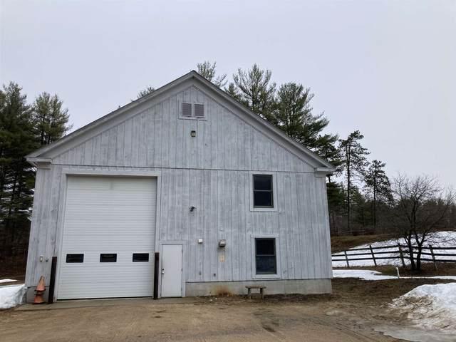 80 White Mountain Highway, Tamworth, NH 03817 (MLS #4855008) :: Signature Properties of Vermont