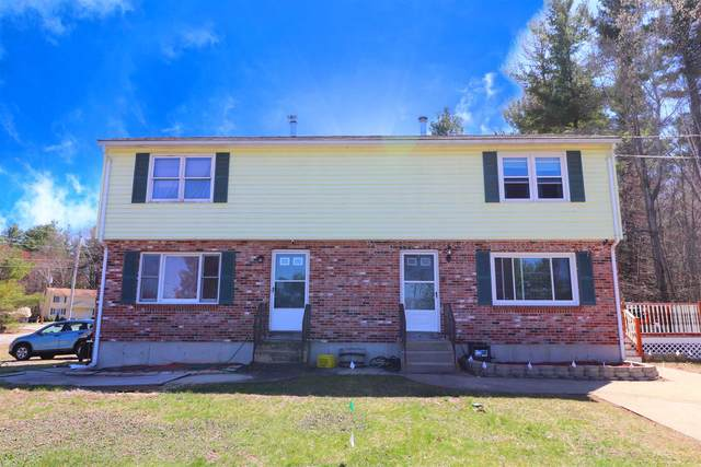 8 Overlook Drive R, Derry, NH 03038 (MLS #4855009) :: Jim Knowlton Home Team