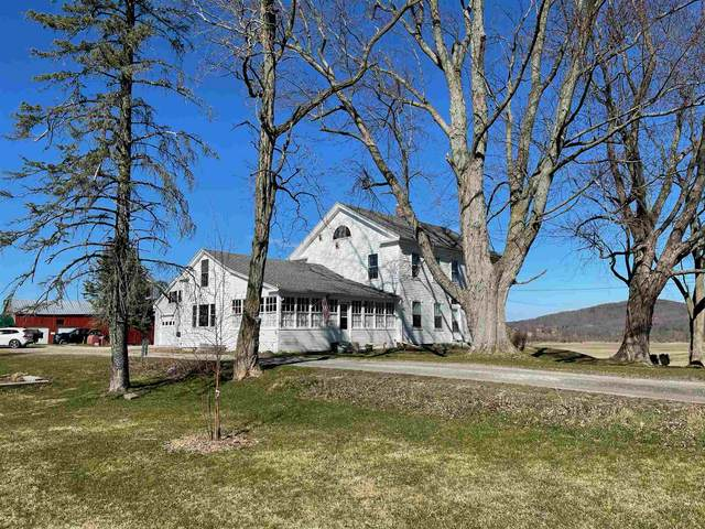 1324 Ferry Road, Charlotte, VT 05445 (MLS #4855015) :: The Gardner Group