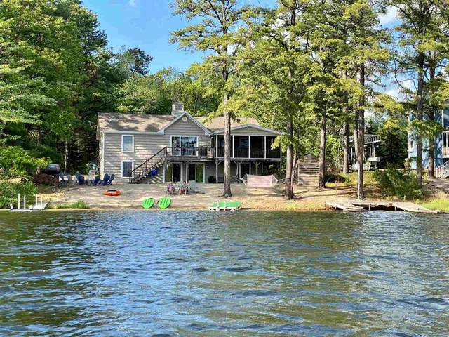 433 Huckins Road, Freedom, NH 03836 (MLS #4855045) :: Keller Williams Coastal Realty