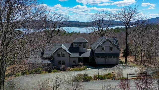 164 Browns Hill Road, Sunapee, NH 03782 (MLS #4855061) :: Keller Williams Coastal Realty