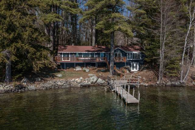 85 Old Hubbard Road, Meredith, NH 03253 (MLS #4855069) :: Keller Williams Coastal Realty