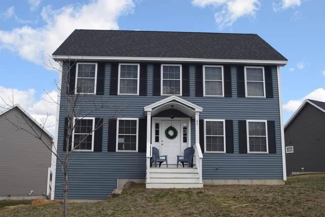 47 Barbaro Drive, Rochester, NH 03867 (MLS #4855088) :: Keller Williams Coastal Realty