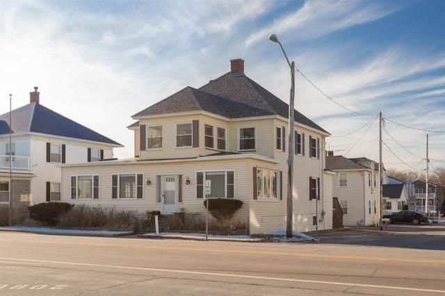 809 Ocean Boulevard, Hampton, NH 03842 (MLS #4855097) :: Keller Williams Coastal Realty