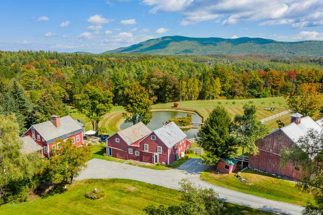 722 Route 100, Londonderry, VT 05155 (MLS #4855153) :: Keller Williams Coastal Realty