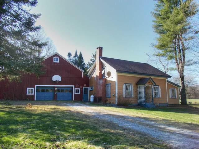 426 West Hill Road, Montgomery, VT 05470 (MLS #4855197) :: Keller Williams Coastal Realty