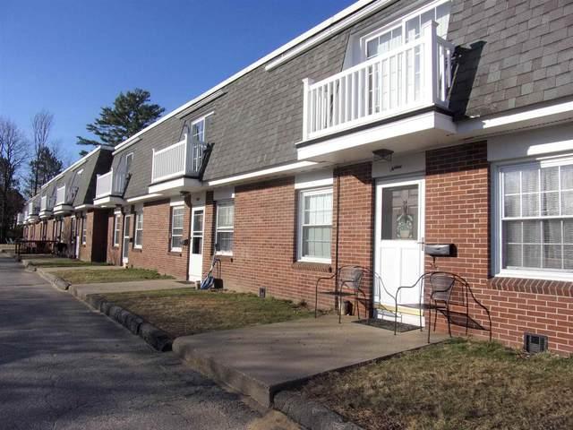 934 North Main Street #12, Laconia, NH 03246 (MLS #4855257) :: Keller Williams Coastal Realty